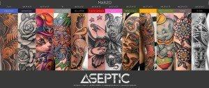 Guest di marzo @ Aseptic studio